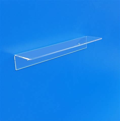 mensola in plexiglass mensole in plexiglass su misura taglio laser