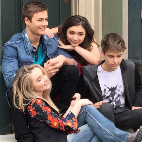 cast of girl meets world takes over times square good girl meets world fan website your 1 source for girl