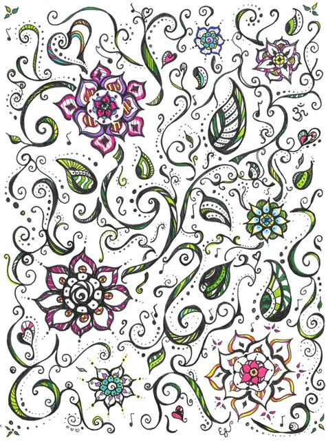 doodle flowers meaning 94 best images about crafts to try on