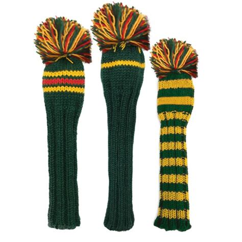 knit golf club covers masters knit golf headcovers knit golf headcovers
