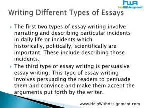 All Types Of Essay by Help Others Essay Zero Editor Coursework Pay