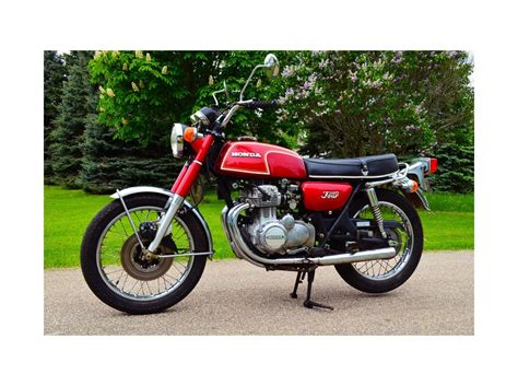 1973 honda 350 four motorcycles for sale