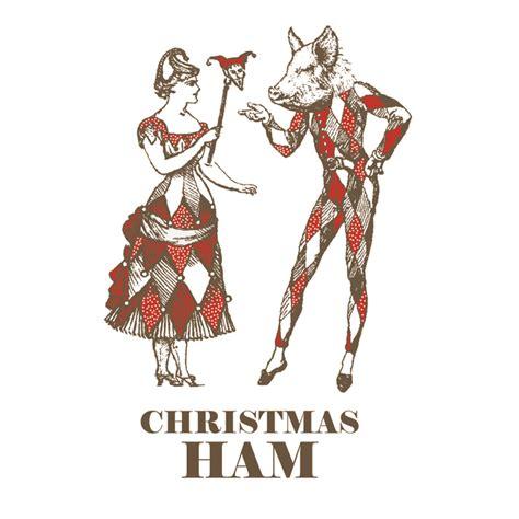 Ham Gift Cards - christmas ham foolhouse