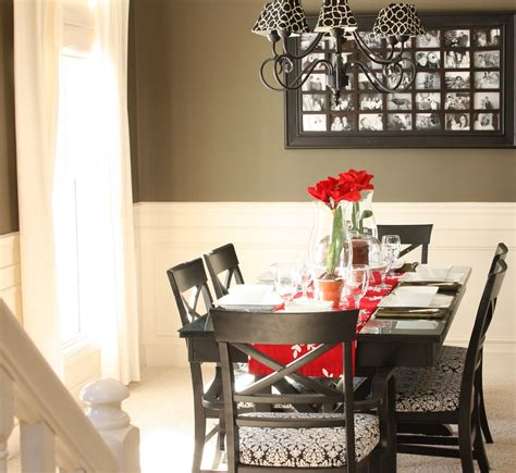 small dining room decorating ideas on a budget www