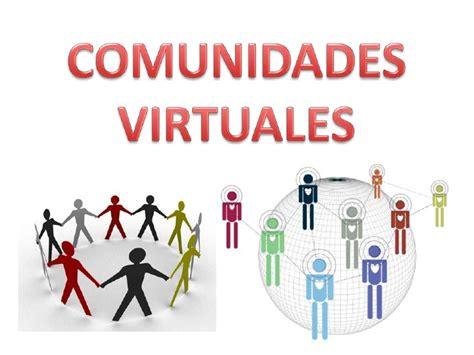 imagenes virtuales que son comunidades virtuales 190310