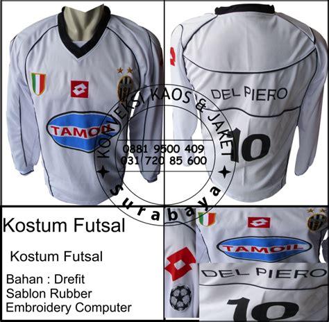 Seragam Futsal Kostum Futsal Apik seragam olahraga
