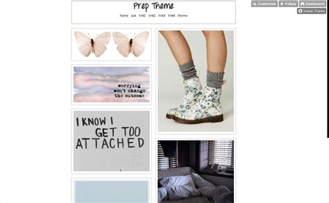 Tumblr Themes Two Column Infinite Scroll | tumblr themes