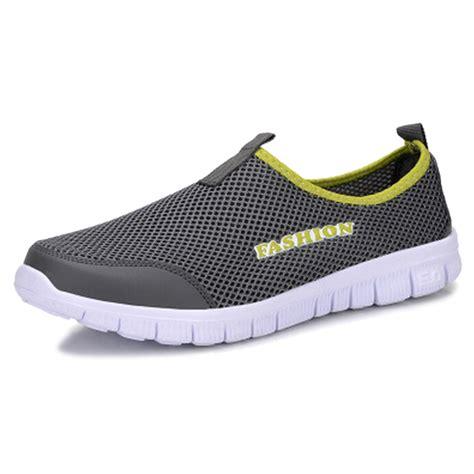Sepatu Casual Pria Pentagon Slip On sepatu slip on kasual pria size 39 gray