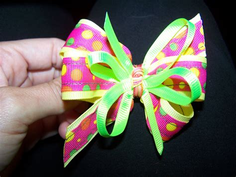 back to school hair bows ideas and
