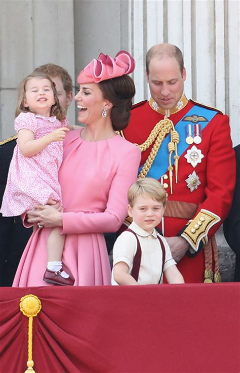 duchess kate s matching family princess charlotte and