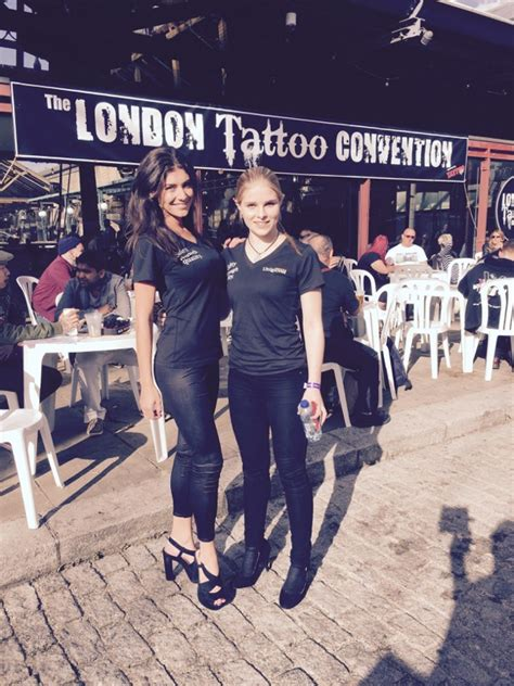 tattoo convention birmingham 2018 unigloves promotion at london tattoo convention