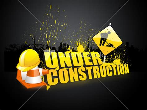 under construction web graphic