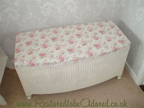 Upcycle Ottoman 17 Best Images About Lloyd Loom On Ottoman Storage Loom And Bedside Tables