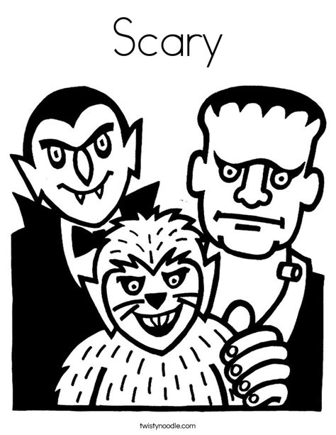 scary eyes coloring pages scary eyes coloring pages