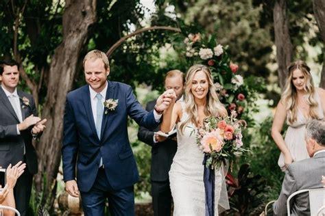New Find The Brides Cafe by Modern Tropical Wedding At San Diego Botanic Garden