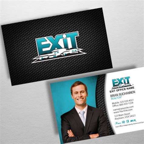Exit Realty Business Cards