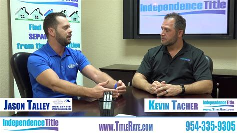 Florida Real Property Records How To Read A Tax And Lien Search On Florida Real Estate Closings With Independence