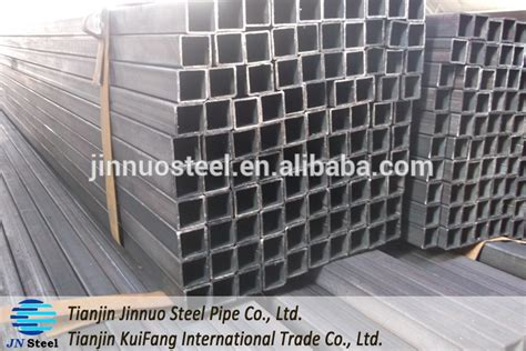 mild steel rectangular box section mild steel box section mild steel hollow section black