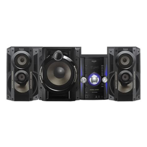 Speaker Subwoofer Panasonic Panasonic Sc Akx72 900 Watts Mini Audio Speaker System