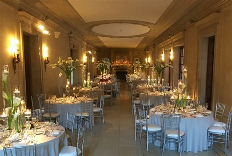 table lake forest armour house at lake forest academy chicago wedding venues