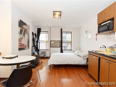1 Room Apartment Nyc - new york accommodation studio apartment rental in clinton