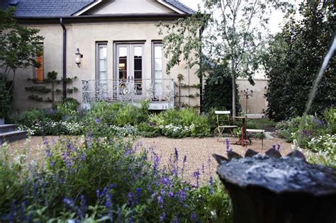 french balcony n the garden traditional landscape other metro by troy rhone garden design