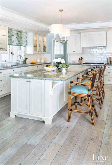 beach kitchen decorating ideas the images collection of a coastal home kitchens walk