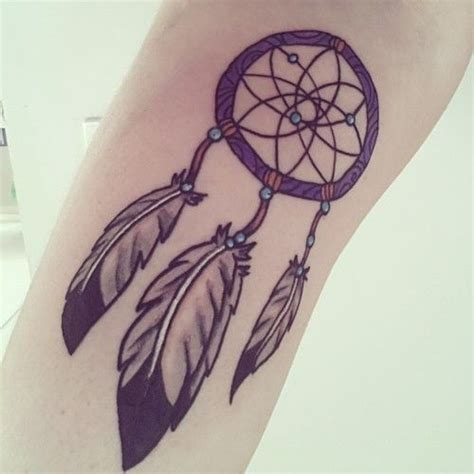 Dreamcatcher Tattoo Inside Arm | 32 dreamcatcher tattoos on arm