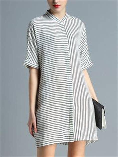 Blouse Mini Dress Garis Salur Stripe Biru Blue Second Preloved Import 1000 images about modas on manche pepsi and masks