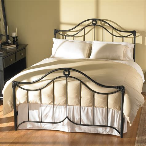 Wesley Allen Iron Headboards by Montgomery Iron Bed By Wesley Allen Humble Abode