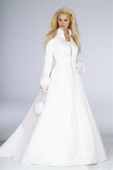 Winter Wedding Dresses by Winter Wedding Gowns