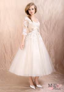 tea length wedding dresses plus size tea length wedding dresses with sleeves dresses trend