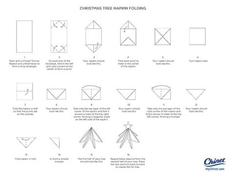 Paper Napkin Folding Directions - napkin folding techniques creative napkin folds for your