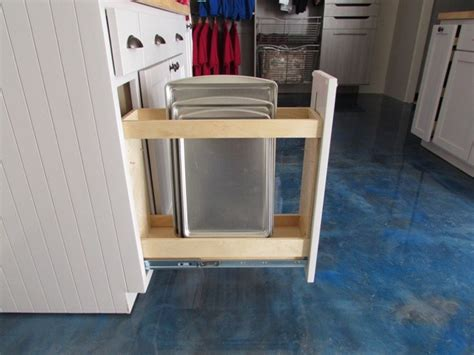 9 inch spice rack cabinet pull out spice rack made to fit kitchen cabinets