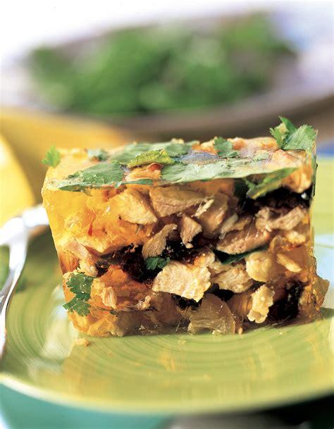 volaille en cuisine poulet en gel 233 e 224 la marocaine pour 6 personnes recettes