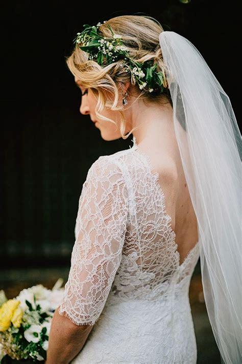 Flower Wedding Veil best 25 simple wedding veil ideas on veil