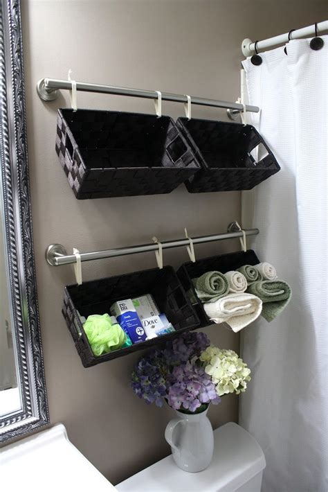 Ideas For Bathroom Wall Decor Top 10 Lovely Diy Bathroom Decor And Storage Ideas Top