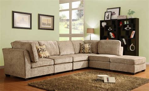 burke sectional burke modular sectional sofa 9709cn by homelegance w options