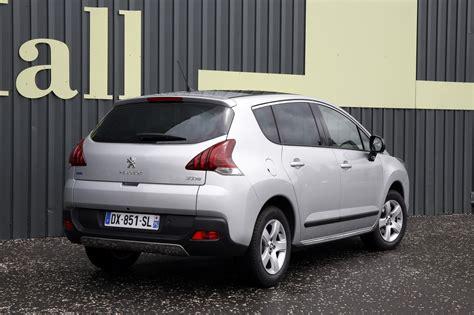 Peugeot 3008 Ancien Modele