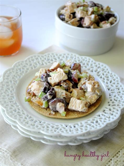 carbohydrates 1 cup of grapes yogurt chicken salad with grapes and pecans s