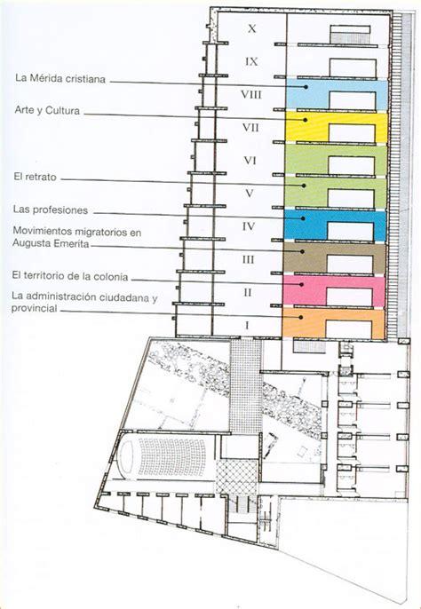 Tate Modern Floor Plan Gallery Of Ad Classics National Museum Of Roman Art