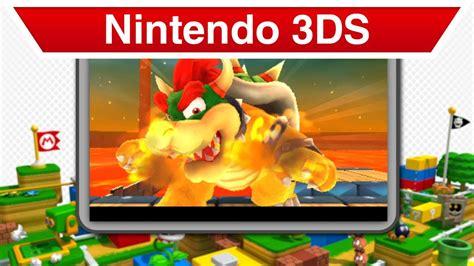 Kaset 3ds Mario 3d Land nintendo 3ds mario 3d land launch trailer