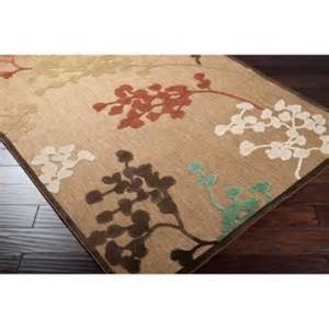10x10 Outdoor Rug Meticulously Woven Patsy Transitional Floral Indoor Outdoor Area Rug 7 10 X 10 8 Walmart