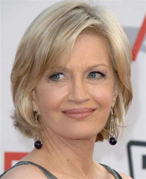 haircuts for straight hair over 50 short straight hairstyles for women over 50