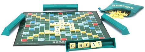 scrabble fo mattel scrabble original brand crossword board