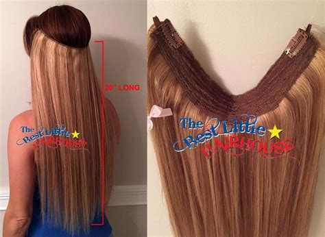 different ways to style halo hair extensions fits like a halo hair extension human remy flip on crown