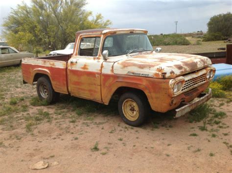 1958 ford f100 shortbed classic ford f 100 1958 for sale