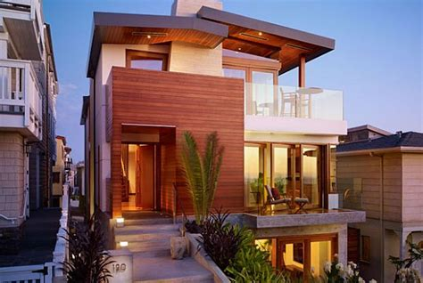 home design shows los angeles beach house in california draws inspiration from south
