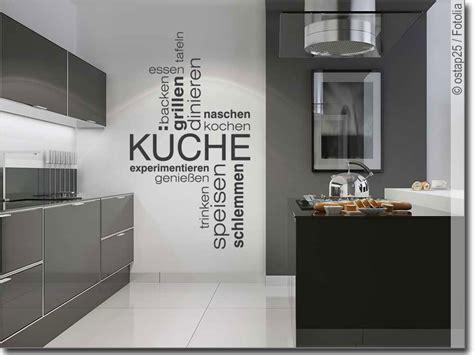 wand küche k 252 che kr 228 uter wand