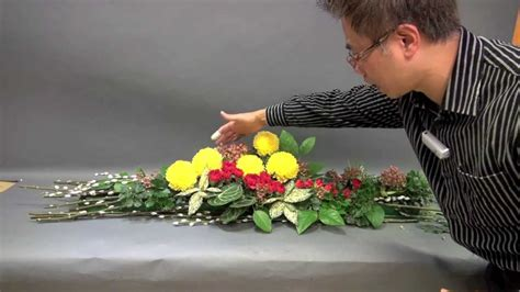 gordon new year flower arrangement b57 賀年鮮花擺設系列 new year arrangement series
